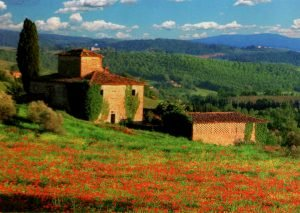 Win a Trip for 2 to Tuscany!