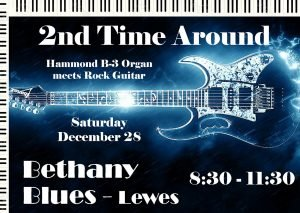 Smokin' Music at Blues 12/28
