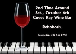 Saturday @ Cuvee Ray 10/6
