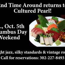 Jazz @ The Pearl 10/5