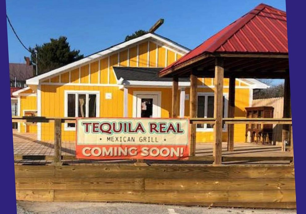 Tequila Real front signsized