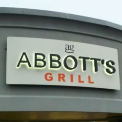 Abbott's Milford Closed