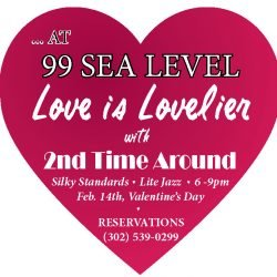 Music @ 99 Sea Level 2/14