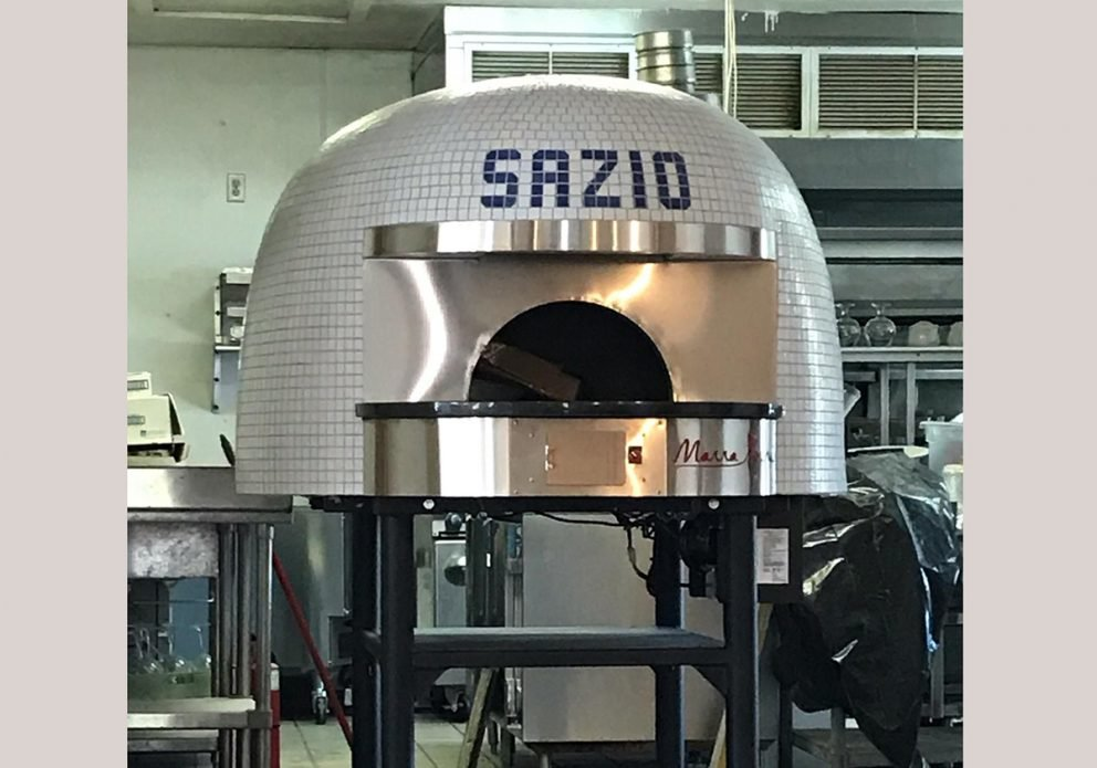 SAZIO new wood ovencrenhsized