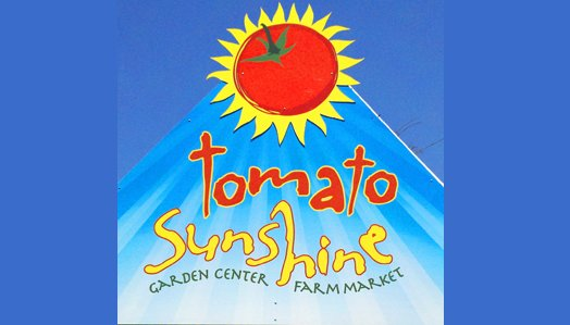 TOMATO front sign closecrenh