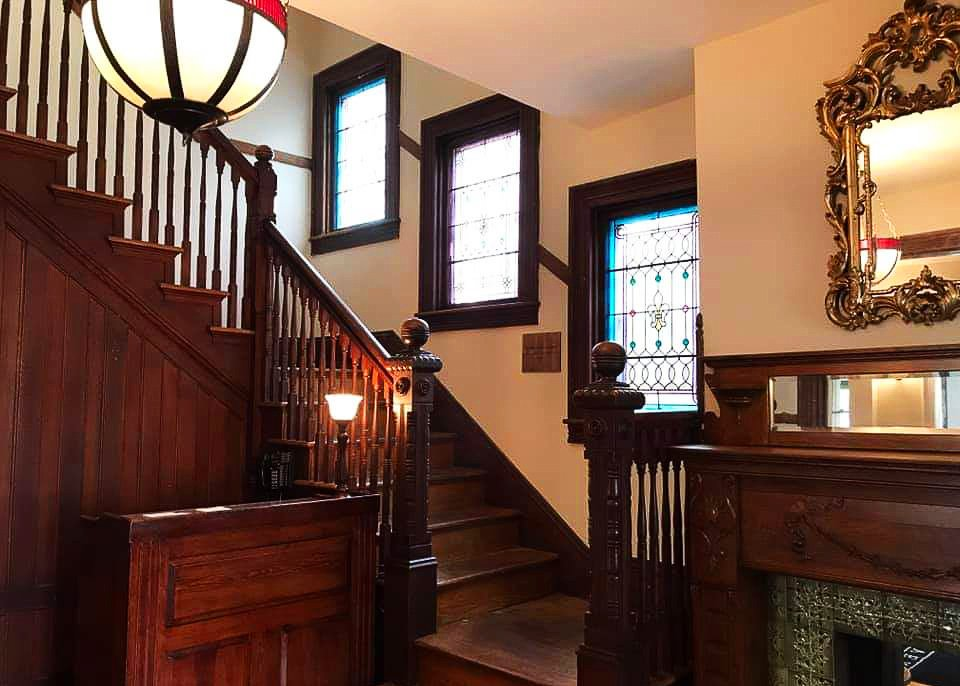 2nd st tavern staircasecrenhsized