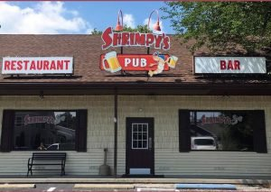 The Swell OUT, Shrimpy's IN