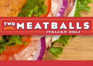 Two Meatballs OPEN