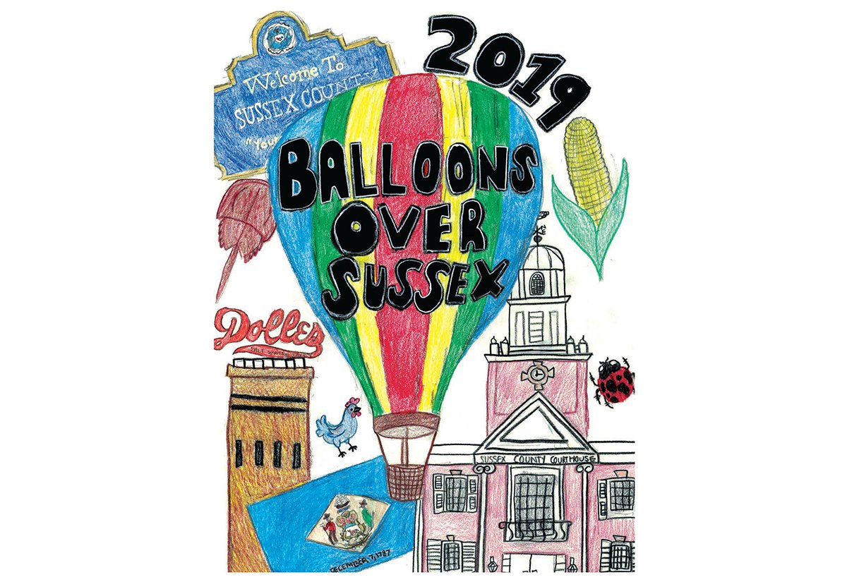 Balloons over Sussex 9/14-15