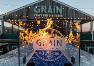 Grain On The Rocks in Lewes
