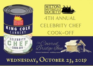 King Cole Cookoff  10/23 | View More