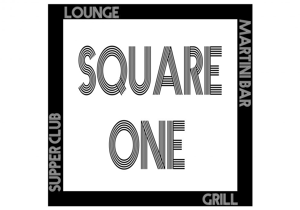 square one logo back