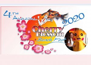 Cherry Blossom Beach Fest | View More