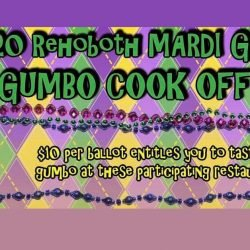GUMBO COOKOFF  2/22