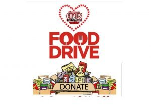CHAPS Feb. Food Drive | View More