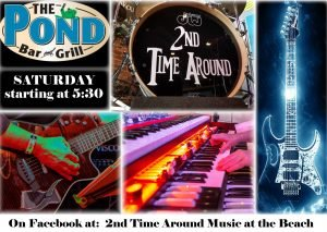 LIVE MUSIC! Saturday 6/6