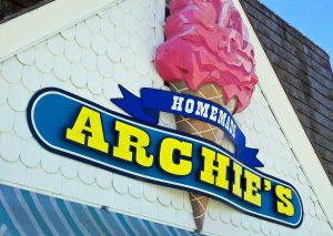 Archie's: Now there are 2