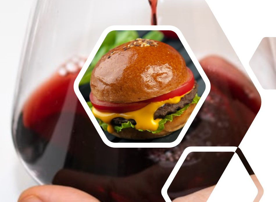 Wine is like a Hamburger | View More Photos
