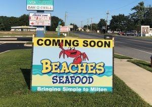 Beaches Seafood & Bar MILTON