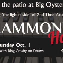 Jazz at the Brewery 10/1