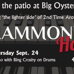 Jazz at the Brewery 9/24