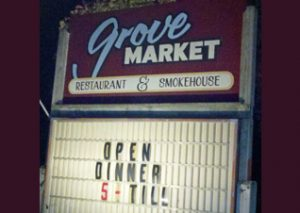 Grove Market Sold