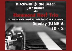 Sunday Jazz Brunch 6/6